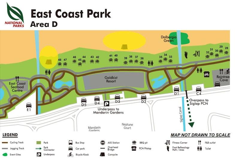 East Coast Skatepark Singapore |East Coast Park Shelter