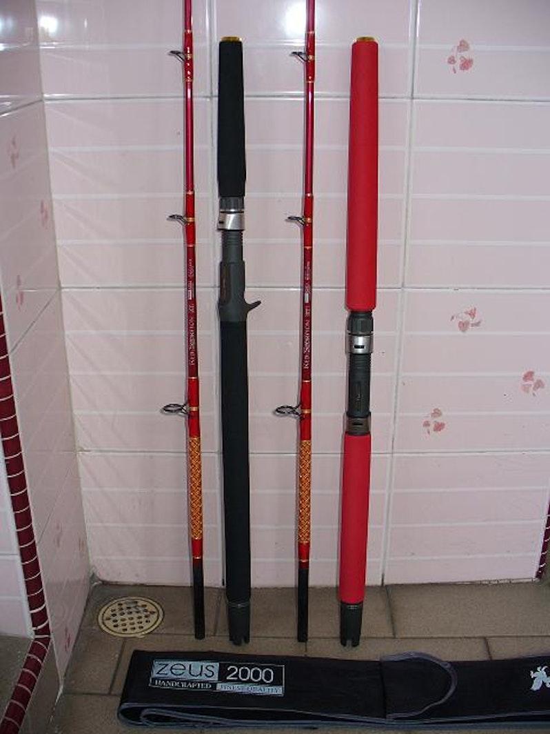Best bottom and jigging rod for Bottom fishing rods